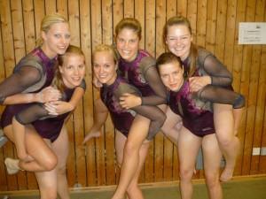 Damenmannschaft WG ER-Nbg