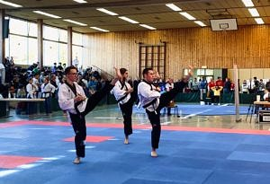 DHM Taekwondo